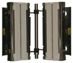 Laboratory Furnace - Vertical Split Tube Furnace