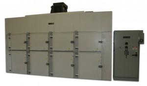 Multi-Door Recirculating Oven