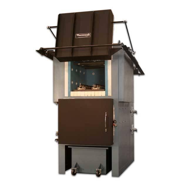 Dual Chamber Tool Room Furnace