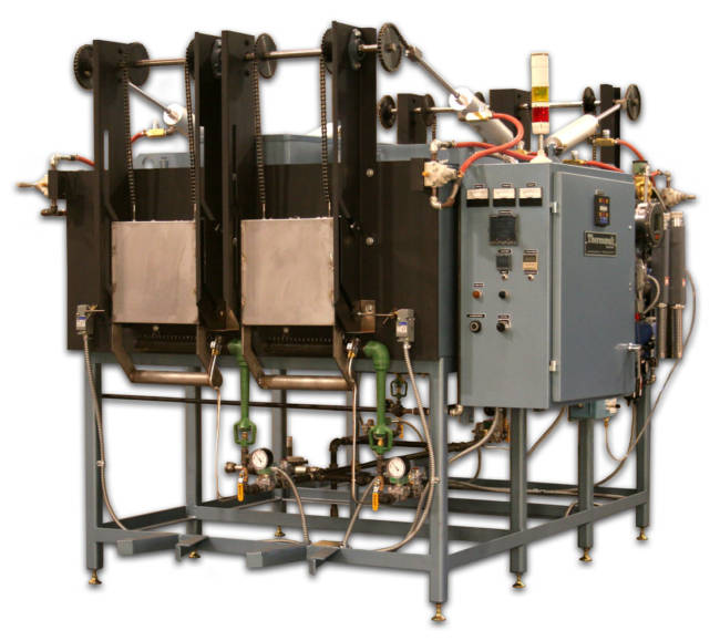 Front Loading Box Furnaces