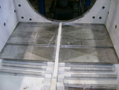 Original Thermcraft Drying Oven Terminal Compartment Open