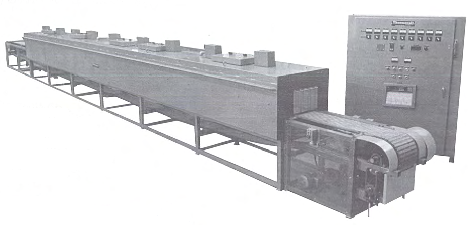 Conveyor Belt Furnace