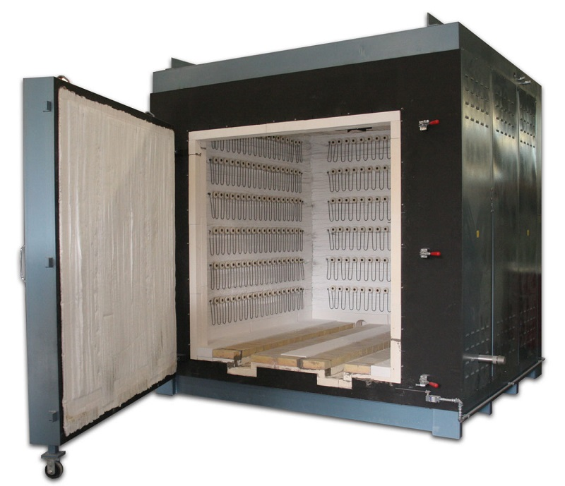 Industrial Kilns, Ovens, or Furnaces: What's the Difference?