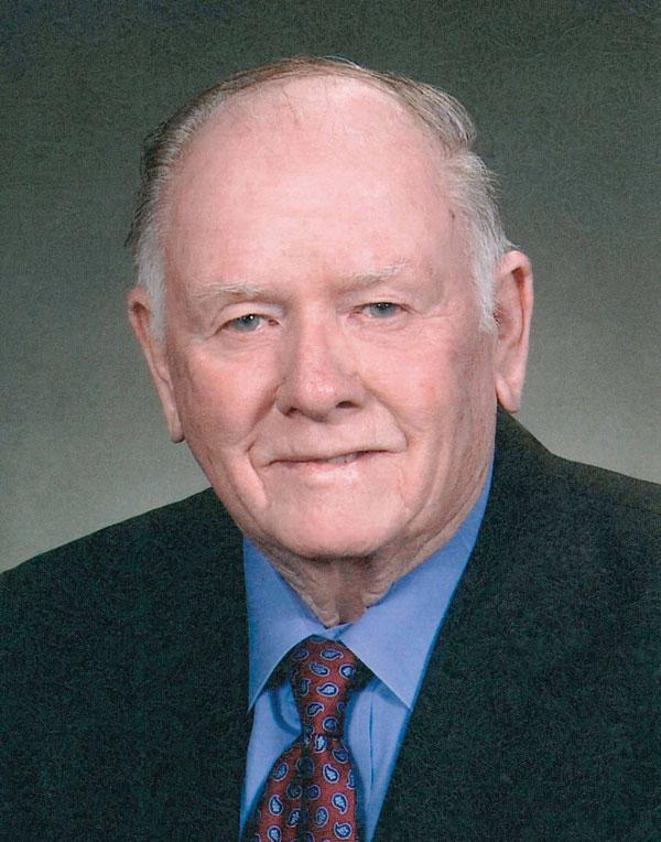 Morris L. Crafton, Founder, Feb. 1, 1926 – Feb. 14, 2019